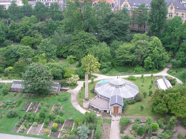 Jardin botanique serre de bary universit de strasbourg - Jardin botanique de strasbourg ...